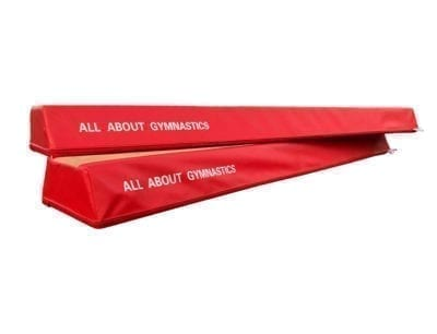 Gymnastics Folding Beam made from high density foam