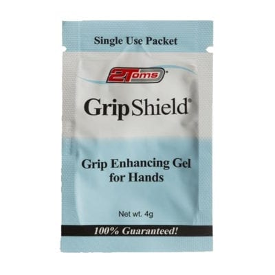 2Toms Gripshield helps reduce sweaty hands