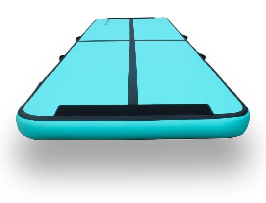 Details about  / Brand New 15 ft Air Track Inflatable Gymnastics Tumbling Mat for all gyms needs