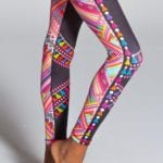 Carnivale Activewear Full Length Tight