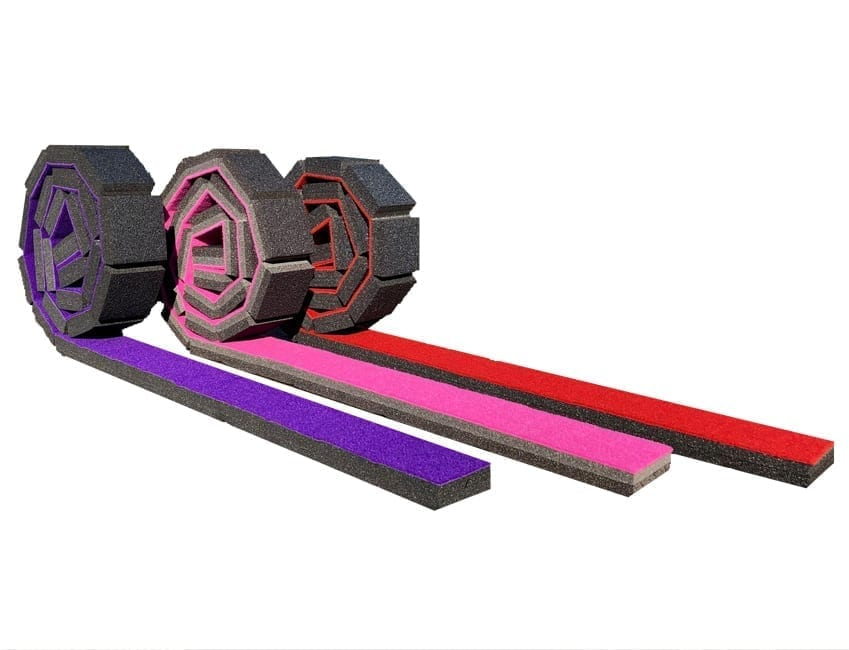 Gymnastics Foam Roll Out Beam