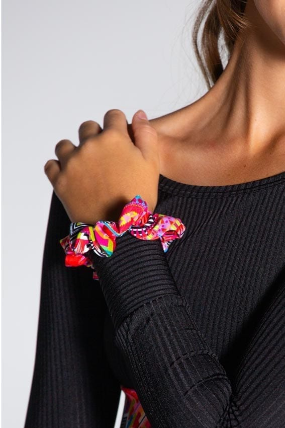 Fun Times Activewear Scrunchie