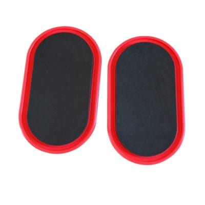 Conditioning Sliders for gymnastics, cheerleading and dancers