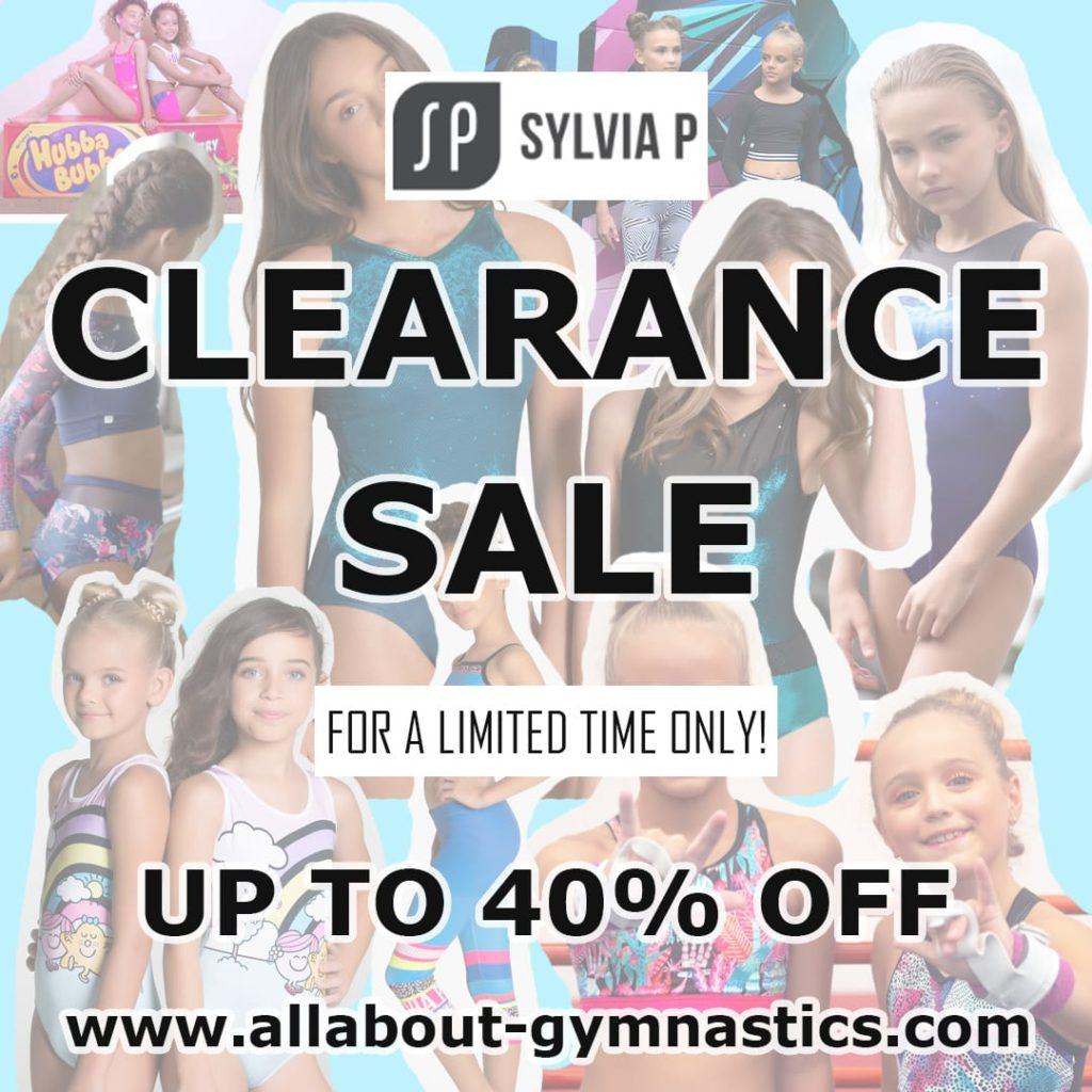 Sylvia P Leotards and Activewear Sale