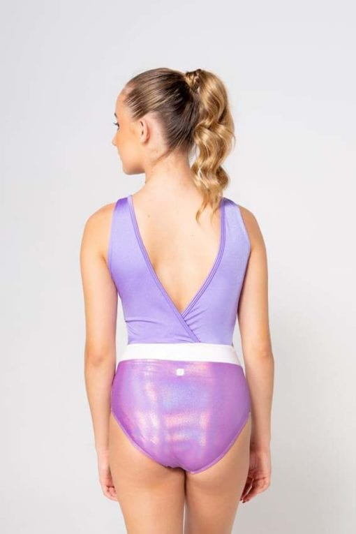 Girls Gymnastics Leotard by Sylvia P Leotards