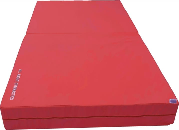 Gymnastics Foldable Crash Mat 8ft x 4ft x 400mm