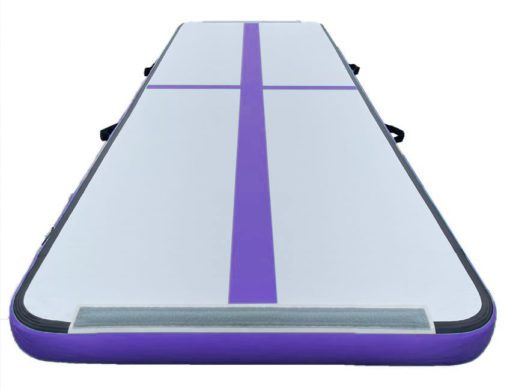 All About Gymnastics Purple Air Track