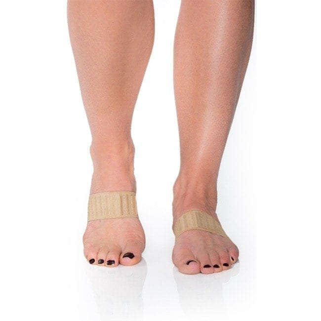 Elastic foot brace for Plantar Fascitis, Severs Disease, or Over-Pronation