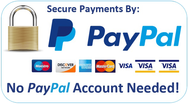 paypal secured boarder no paypal account needed
